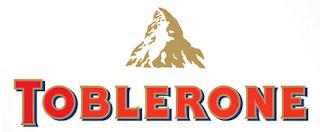 logo do chocolate Toblerone