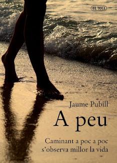 """LLIBRE """"A PEU""""- Edit. EL TOLL"""