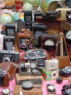 macchine fotografiche vecchie