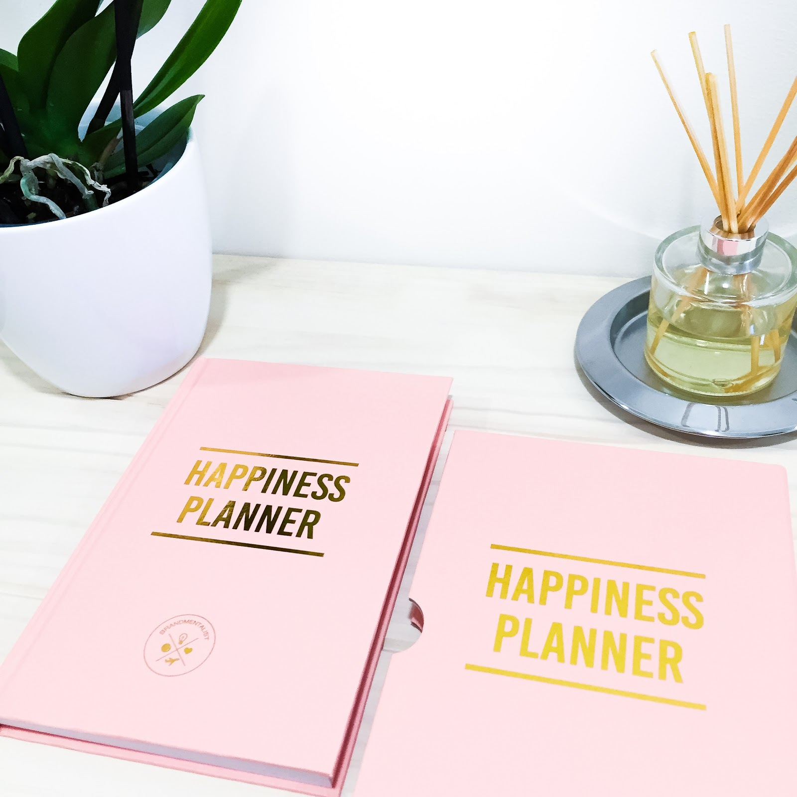 The Happiness Planner - Planning For A More Positive 2016