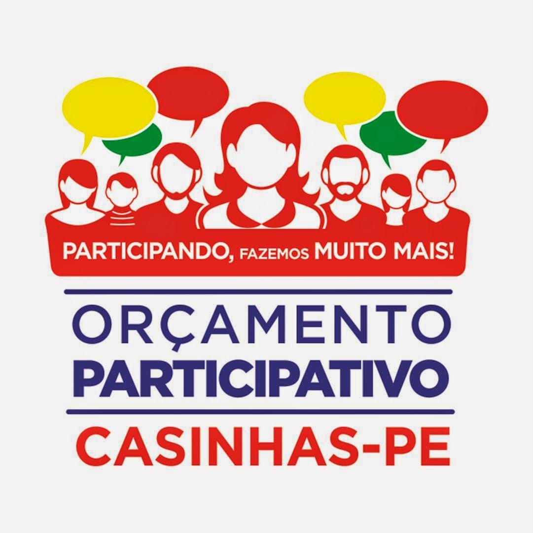 ORÇAMENTO PARTICIPATIVO DE CASINHAS