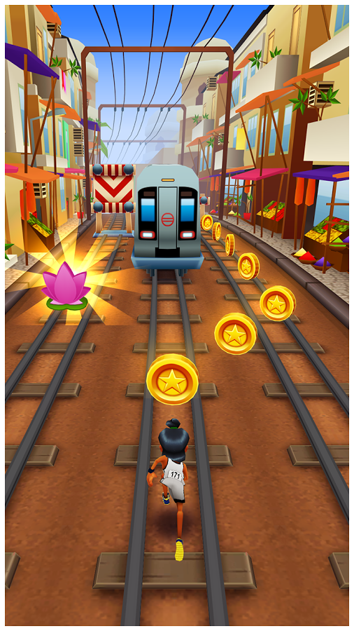 2014 Updated Subway Surfers Android Game