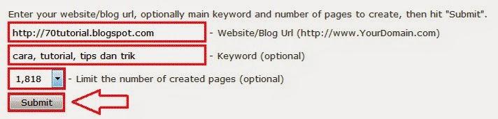 Cara Mendapatkan 1.818+ Backlink Dari IMT Website Submitter