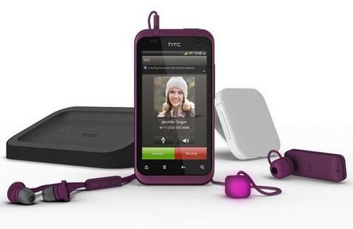 android смартфон НТС RHYME