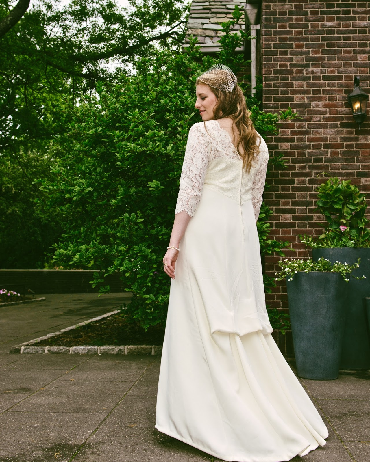 10 things to know about making my own wedding dress with photos