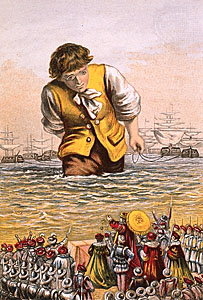 Jonathan Swift's Gulliver's Travels: Summary & Analysis