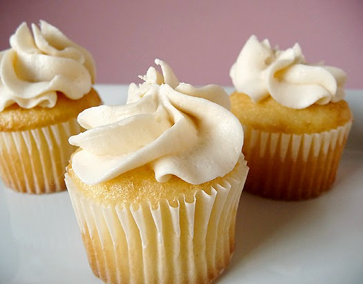 cupcake vanilla receipt