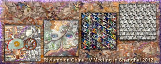Pinceladas Experienciales en China. Obras del Rivismo en Shanghai