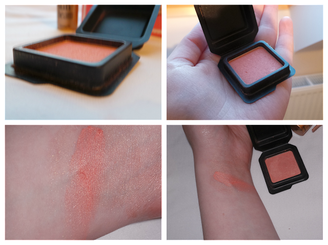 a picture of benefit Coralista Swatches