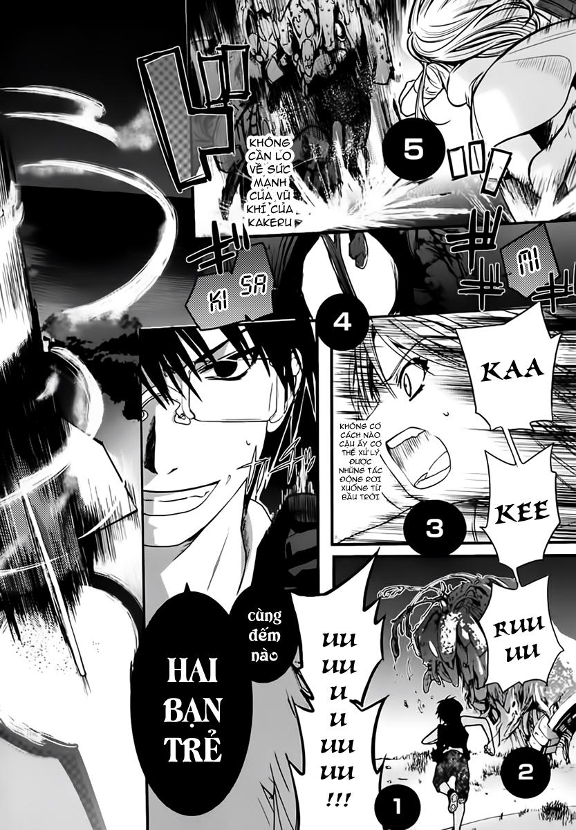 Nejimakiboshi to Aoi Sora chap 4 – End Trang 19 - Mangak.info