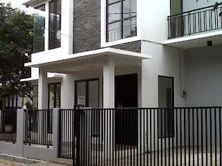 rumah minimalis bintaro sektor 9