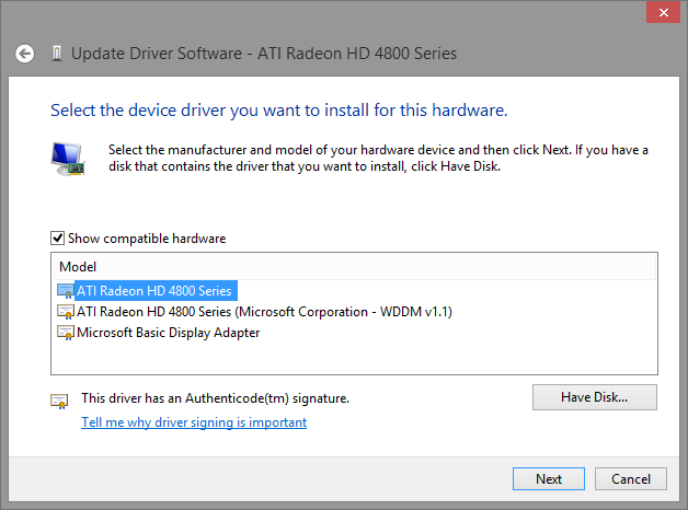 driver aspire 4745g windows 8
