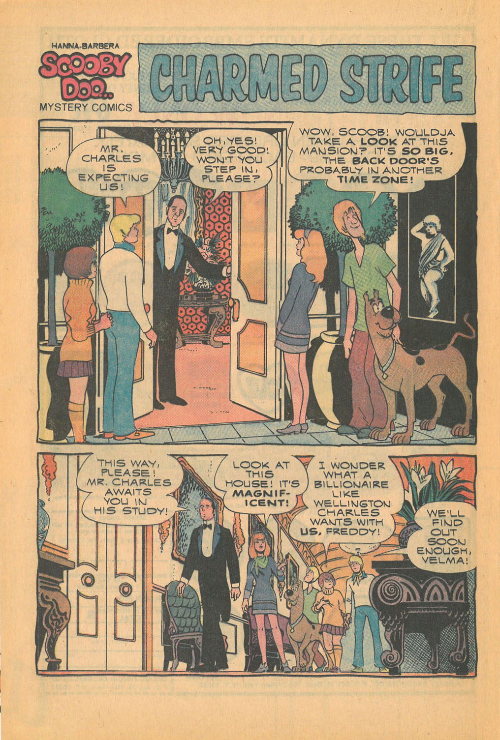 Read online Scooby-Doo... Mystery Comics comic -  Issue #21 - 20