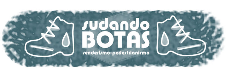 SUDANDO BOTAS