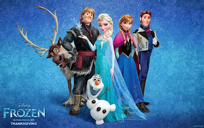 Nữ hoàng băng giá - Frozen (2013)