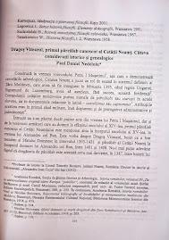 Prima pagină a studiului din volumul conferinţei internaţionale