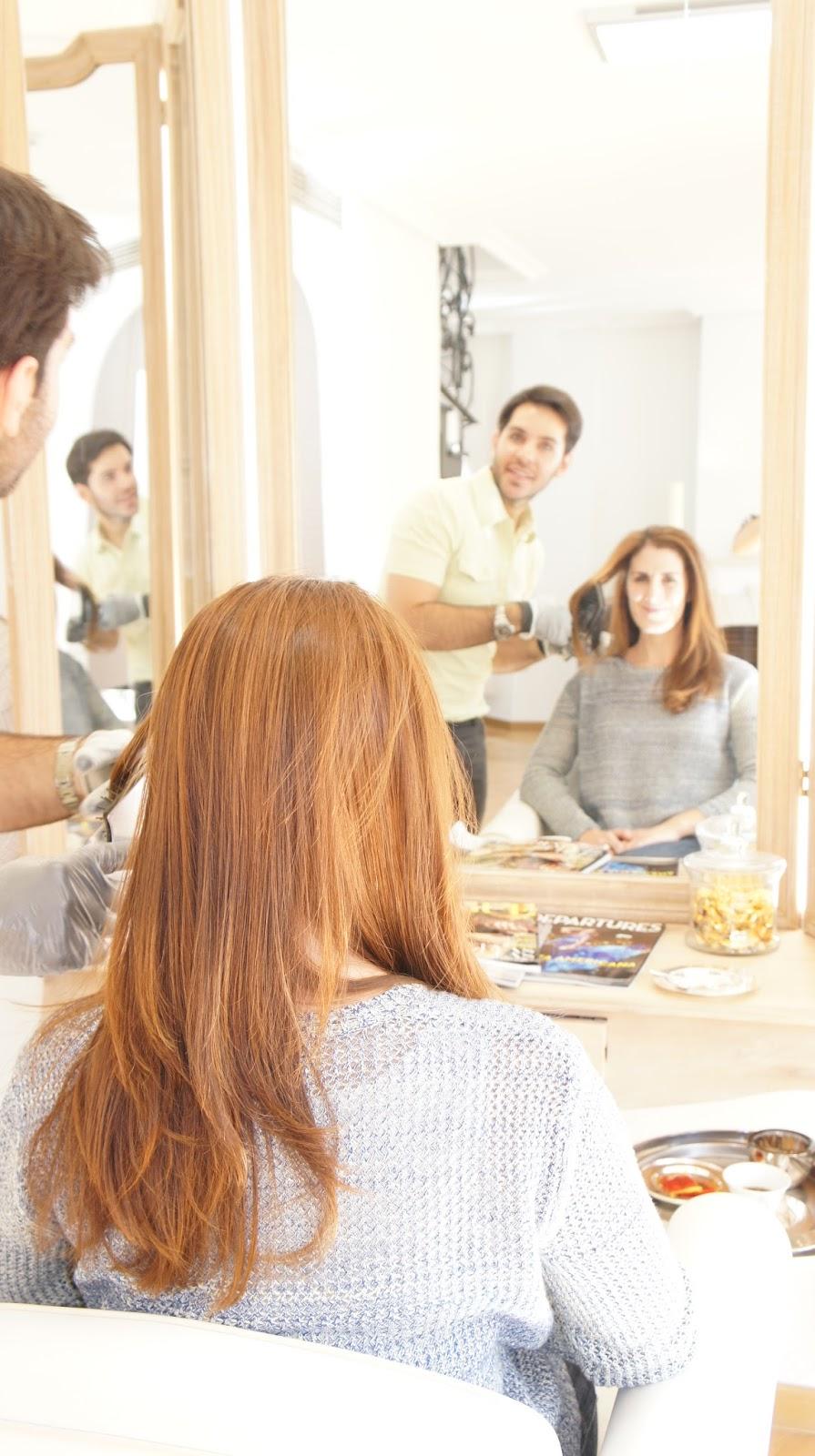 Brushing progresivo - pelo liso y sin encrespamiento