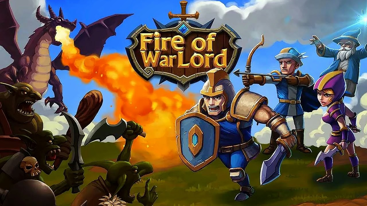 Fire of Warlord Gameplay Android
