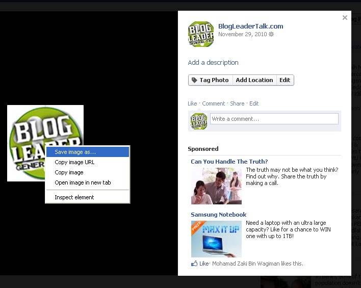 Bahaya Gambar Menjolok Mata di Facebook Onani
