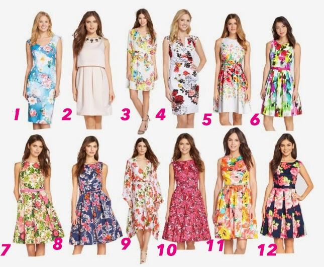 Floral Dresses, Spring, Easter, Nordstrom