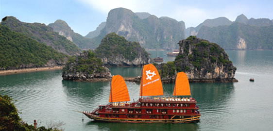 halong cruise - ha long cruises