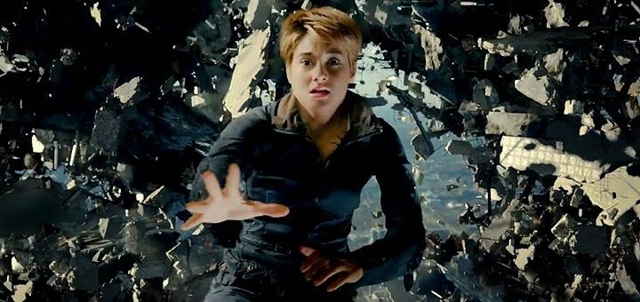 Trailer final e primeiro clipe de A Série Divergente: Insurgente, com Kate Winslet e Shailene Woodley