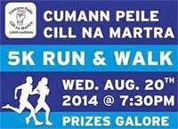 5k run/walk nr Macroom