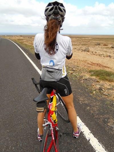 Io a Fuerteventura verso Los Molinos gennaio 2015
