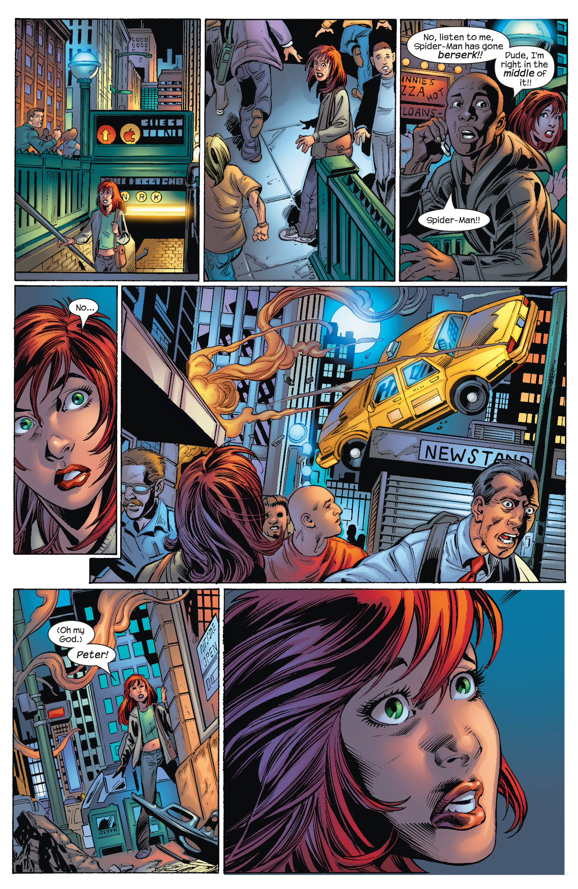 Ultimate Spider-Man (2000) Issue #76 #80 - English 13