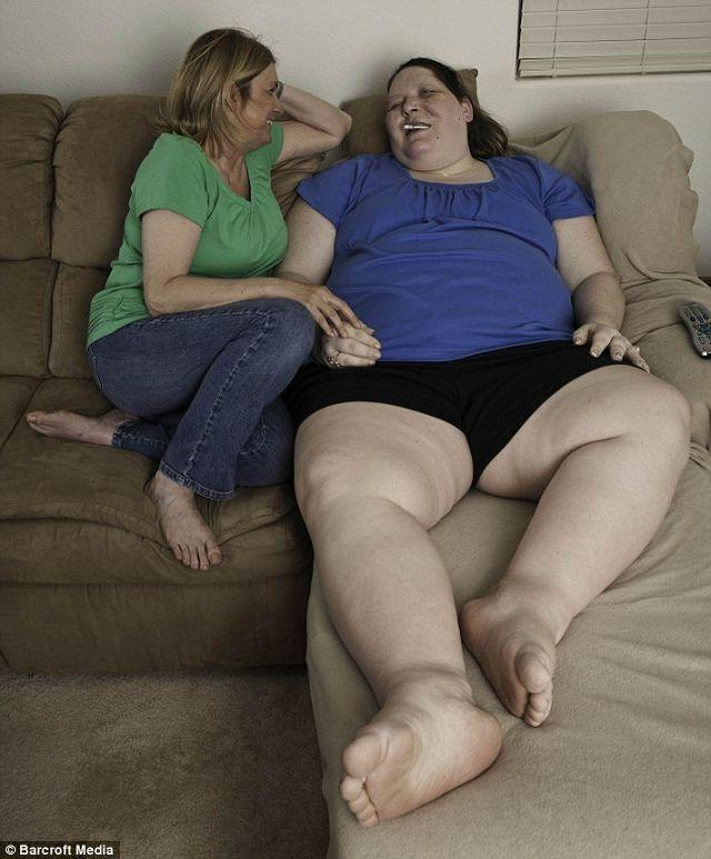 Largest woman in the world