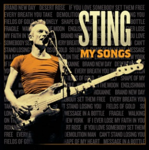 Sting, My Songs.
