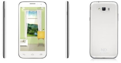 Neo N003 - Ponsel Android Ice Cream Sandwich Layar Lebar Processor Quad Core - Berita Handphone