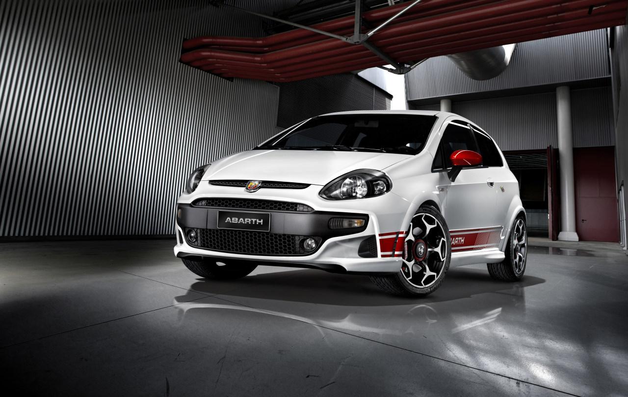 Abarth Punto Evo Wallpapers Auto Cars Concept