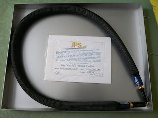 JPS Aluminata Coaxial Cable.
