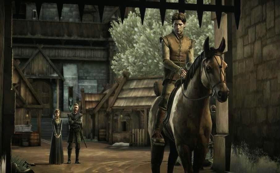 Game of Thrones A Telltale Games Serires, Iron From Ice