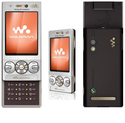 Download free all Firmware Sony Ericsson W705i
