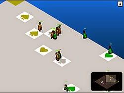 game cuộc chiến trường học
