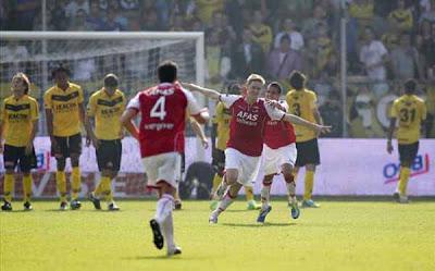 VVV Venlo 1- 3 AZ Alkmaar