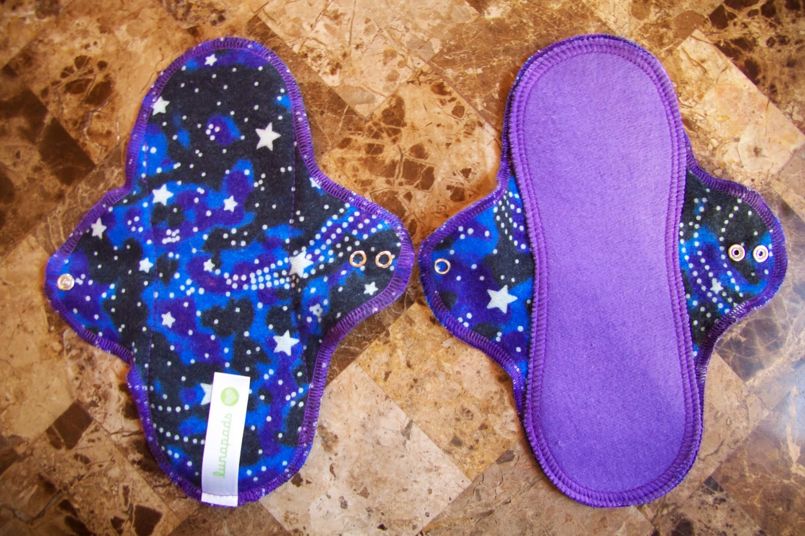 Lunapads Two Mini Pantyliners Review