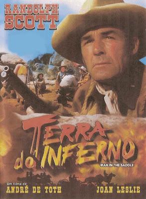 Terra do Inferno - DVDRip Dublado