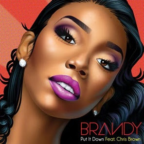 Brandy - Put It Down (feat. Chris Brown) Lyrics