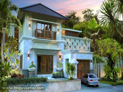10 Desain Rumah Minimalis Modern