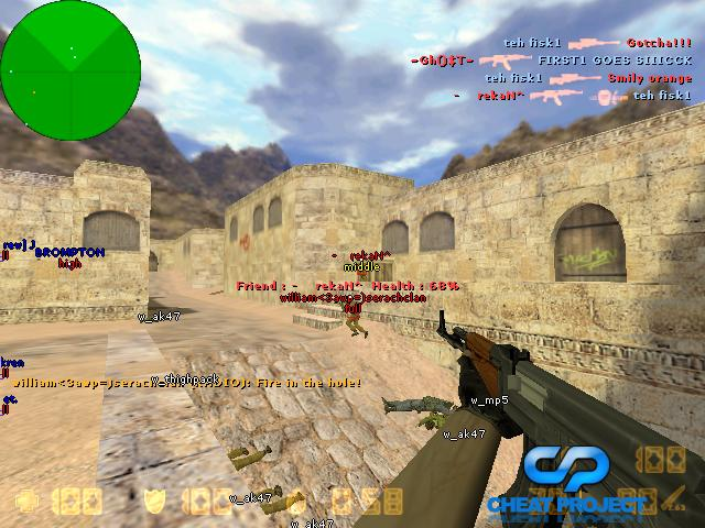 Extreme Aimbot Counter strike 1.6 Hack