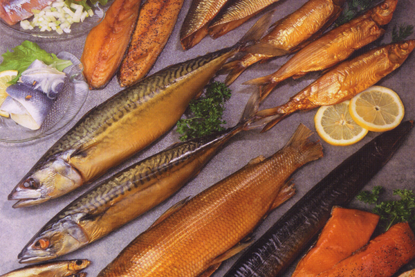 Delicious smoked fish from suffolk local produce from for Best fish to smoke