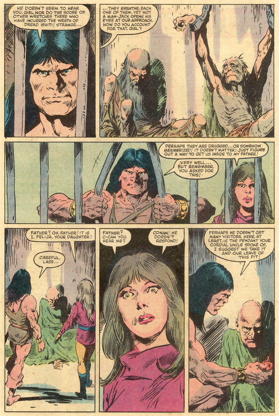 Conan the Barbarian (1970) Issue #138 #150 - English 22