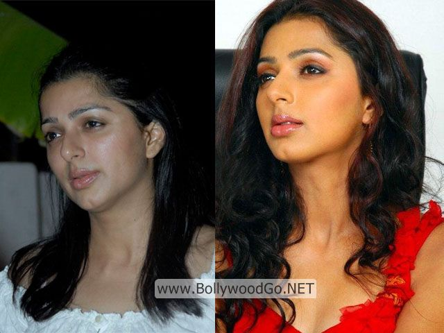 Bhumika Chawla Unseen Real Life Pictures without Makeup