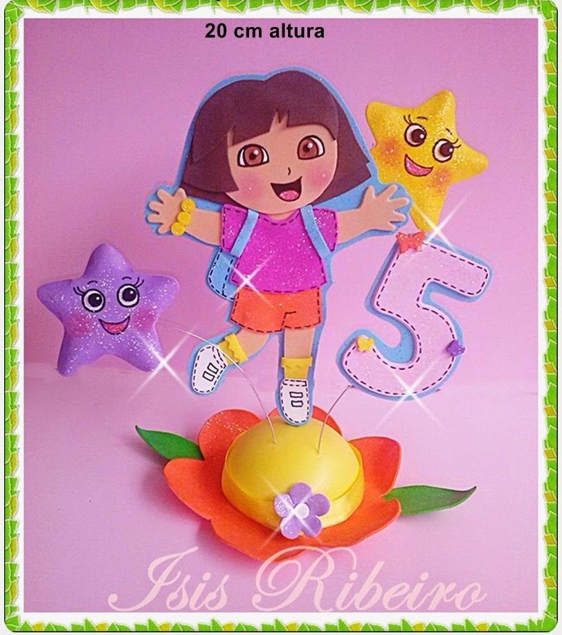 Aniversário Dora Aventureira