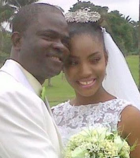 Rotimi Makinde and wife oyebanke oyelami