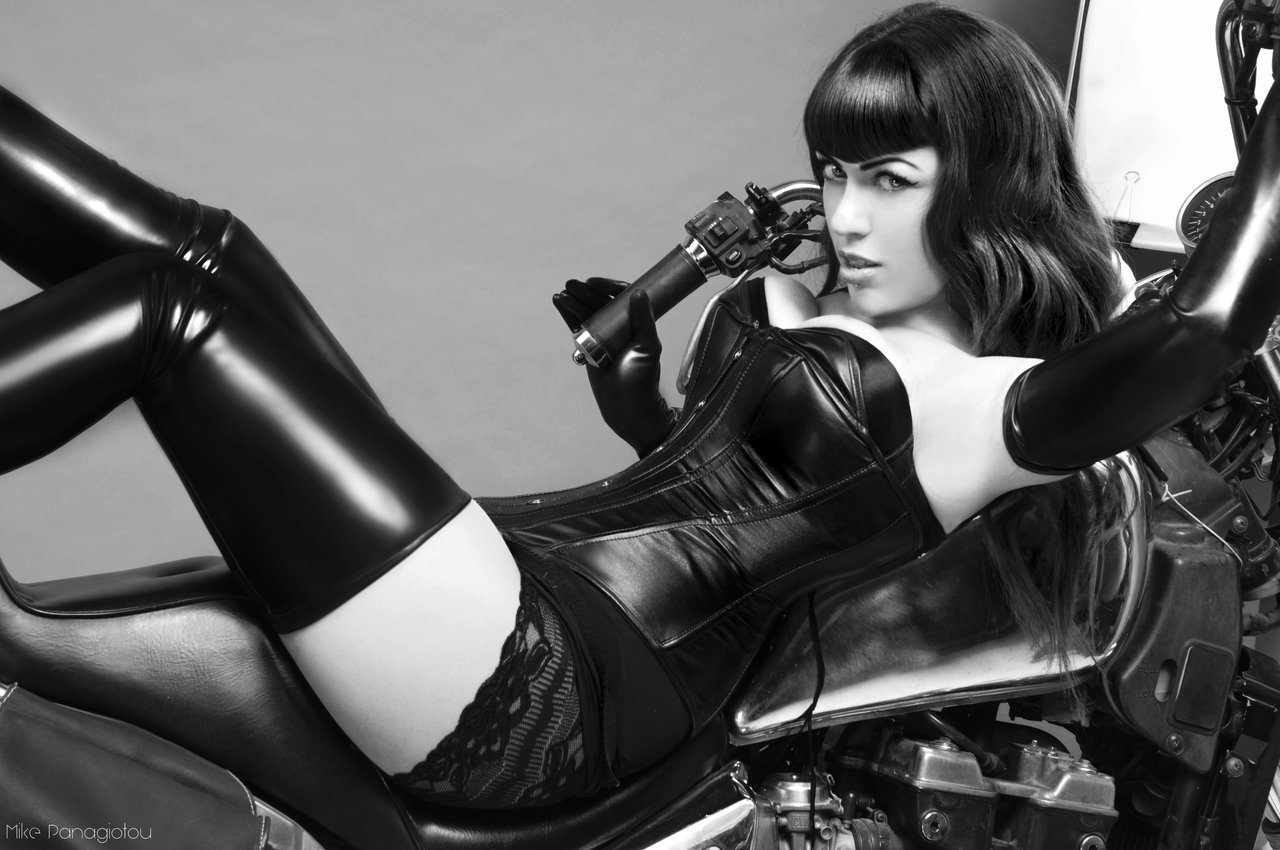 Tumblr latex girls