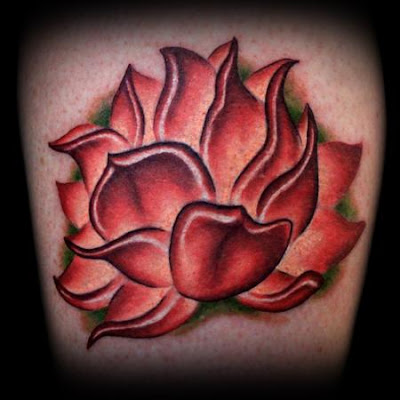lotus flower tattoo pictures